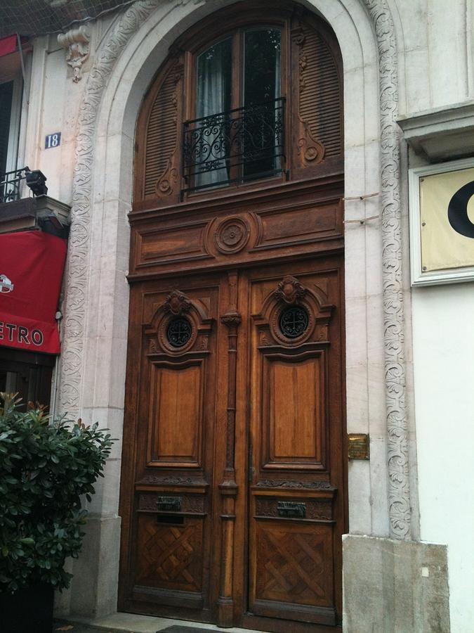 Small Balcony Door 1