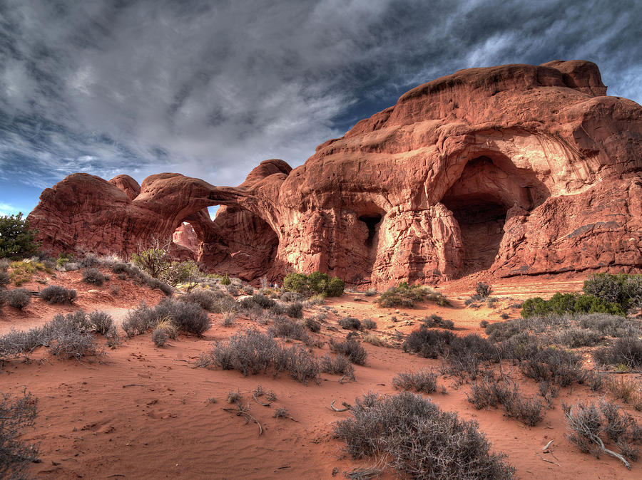 Arches National Park Photograph - Arches National Park by Mark Langford