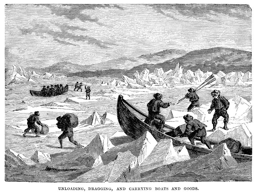 Arctic Explorers Digital Art by Duncan1890