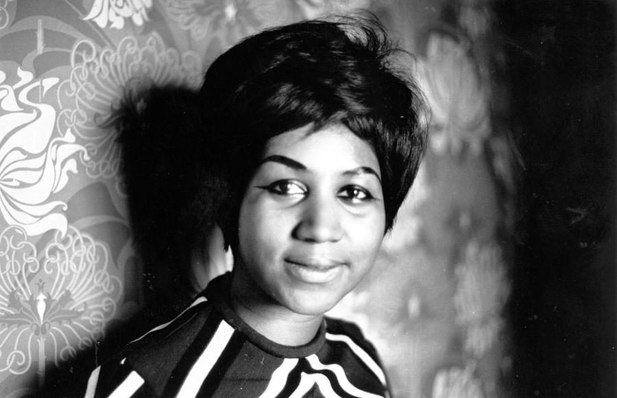 Aretha Franklin Photograph by Express Newspapers