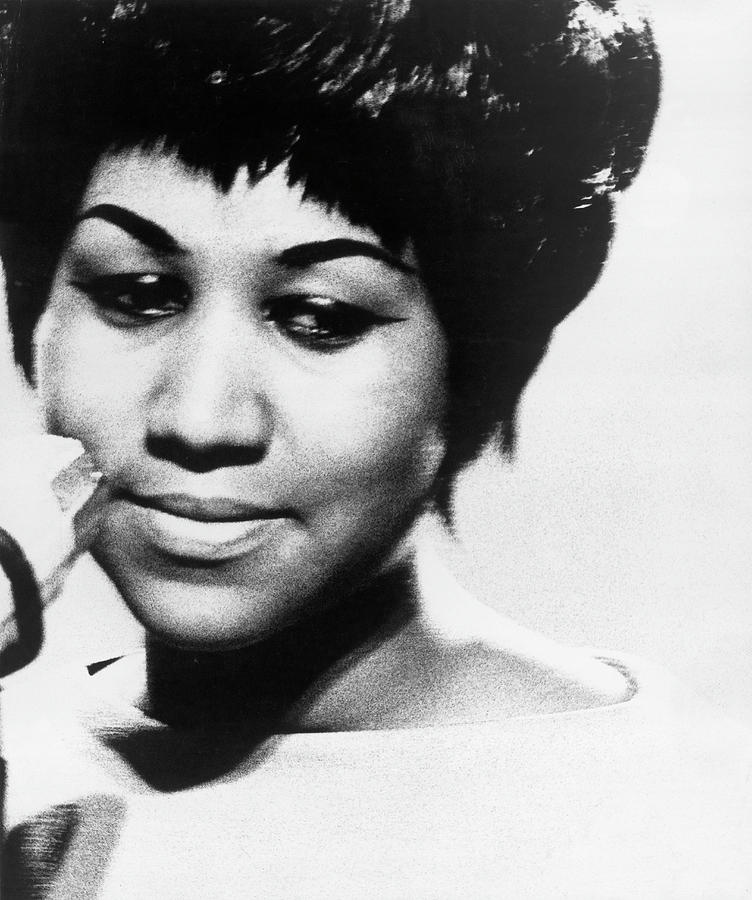 Aretha Franklin In The 1960s Photograph by Keystone-france