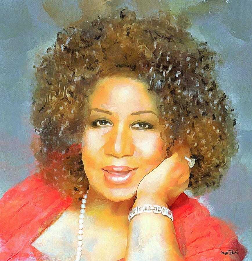Aretha Franklin Tribute by Wayne Pascall