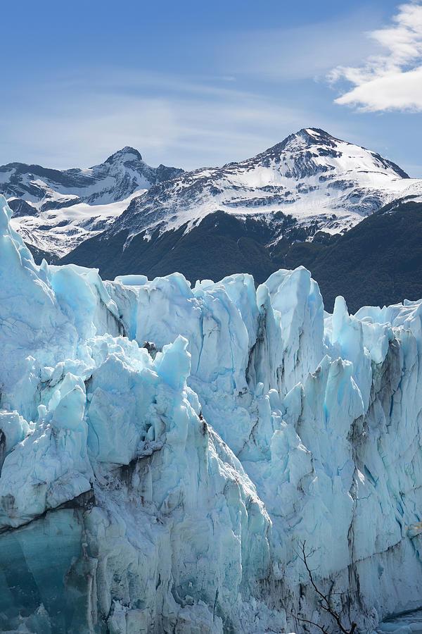 Argentina Patagonia Glacier Perito Photograph by Grafissimo