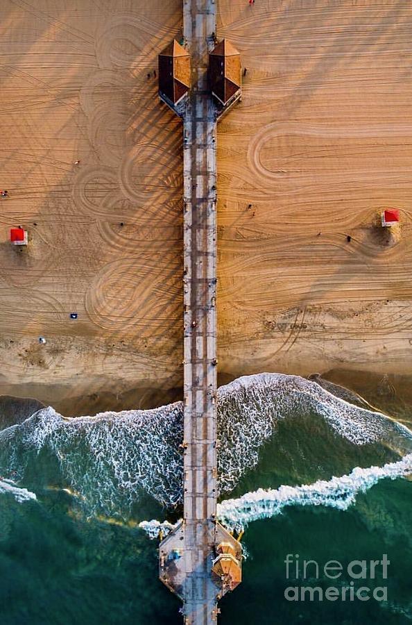 Ariel Beach View  by EliteBrands Co