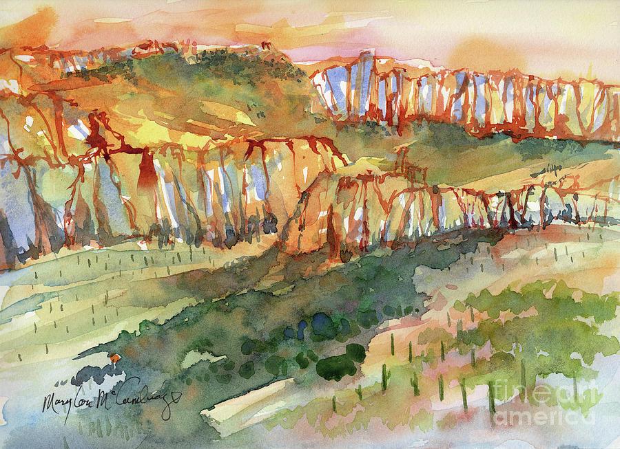 Arizona Canyons by Mary Lou McCambridge