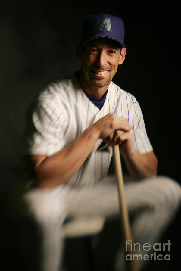 Arizona Diamondbacks Photo Day Photograph by Brian Bahr