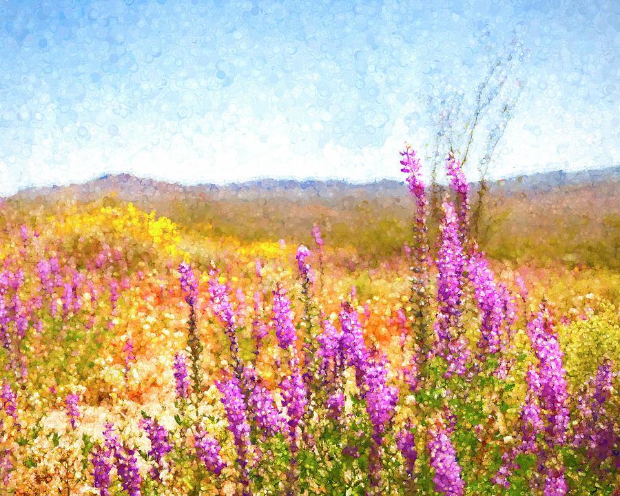 Arizona Lupin by Sandra Selle Rodriguez