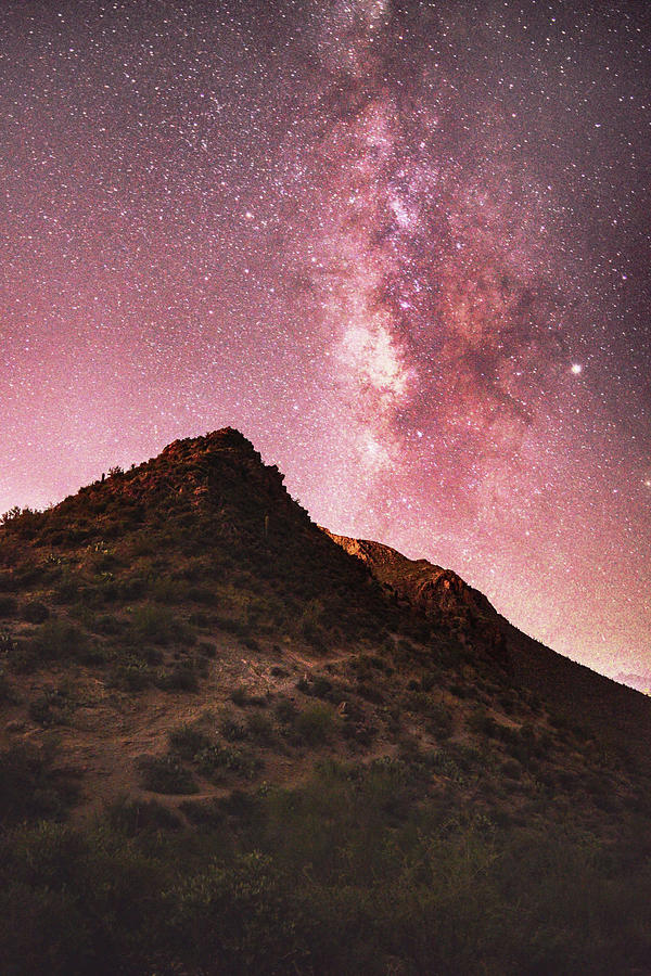 Arizona Milky Way by Chance Kafka