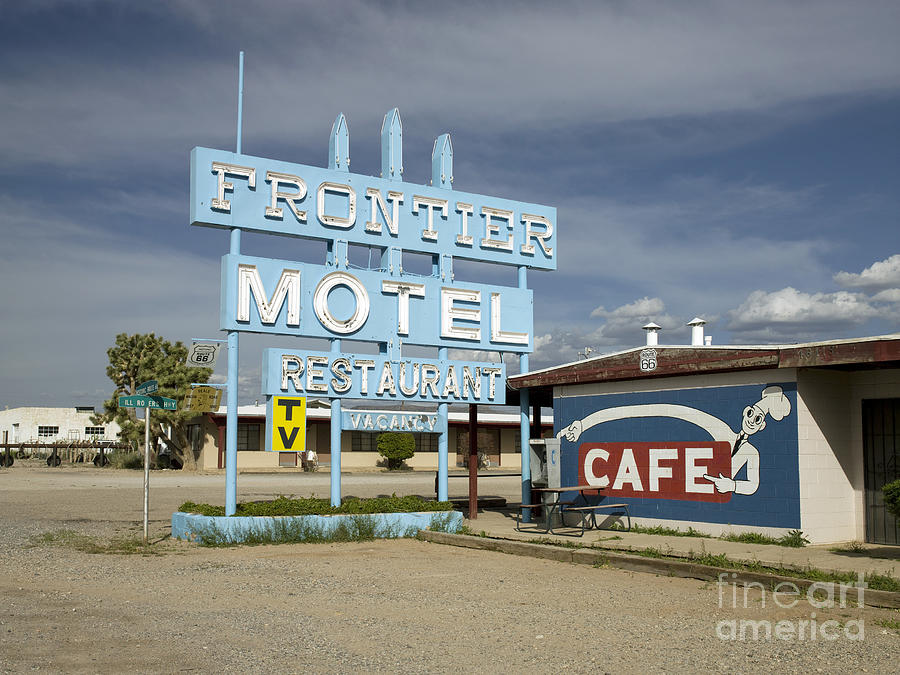 Arizona Motel, 2009 by Carol Highsmith
