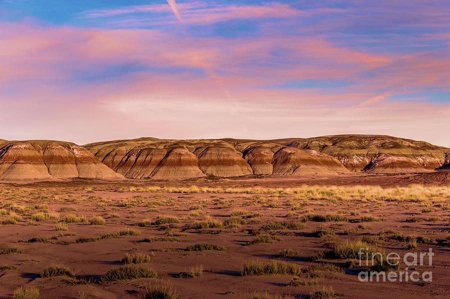 Arizona Painted Desert #4 by Blake Webster
