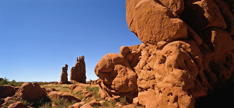 Arizona Rock Formation by Craig Brewer