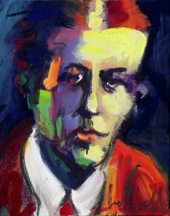 Armin O. Hansen by Les Leffingwell