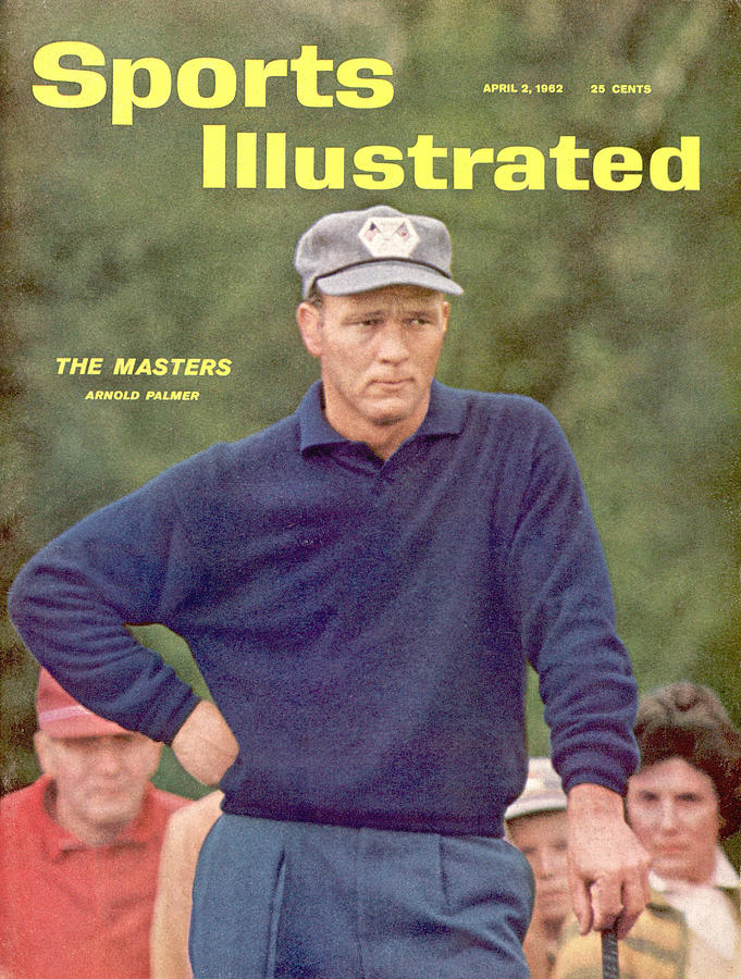 Arnold Palmer, 1962 Baton Rouge Open Sports Illustrated Cover Photograph by Sports Illustrated