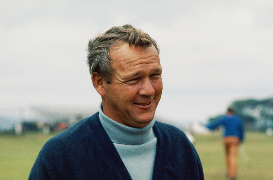 Arnold Palmer Photograph by Express