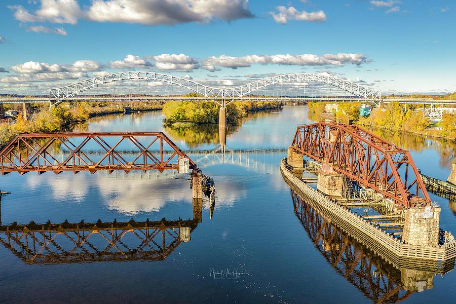 Arrigoni Bridge  by Michael Hughes