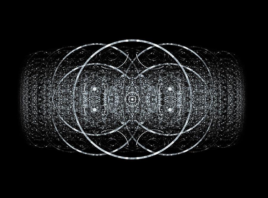 Arrival Digital Art - Arrival 3 by Romain Noir