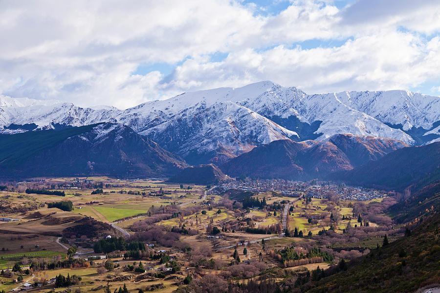 Arrowtown, Central Otago Photograph by Enjoynz
