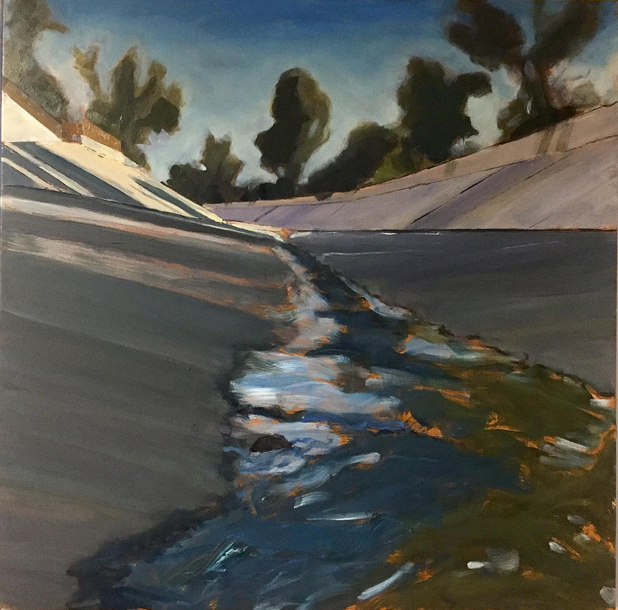 Arroyo Seco #6 by Richard Willson
