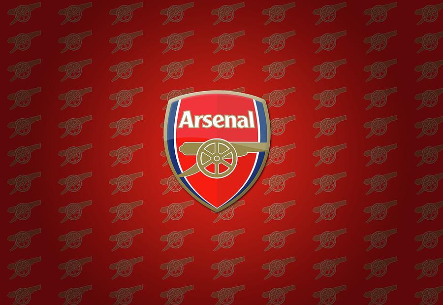 Arsenal Wallpaper Art