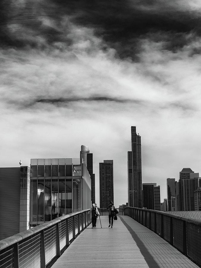 Art Bridge Photograph