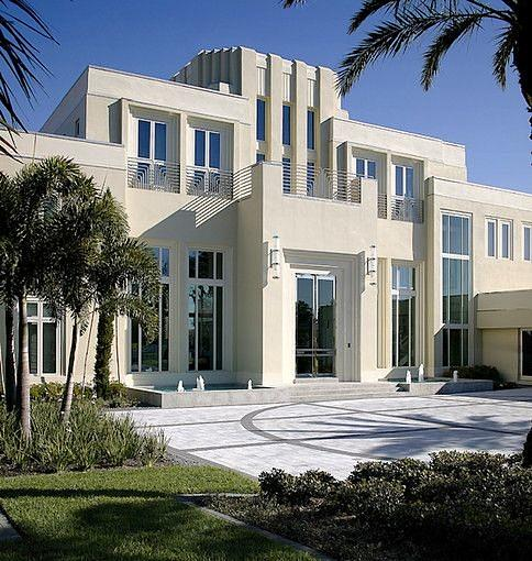 Art Deco Home by Chuck Staley
