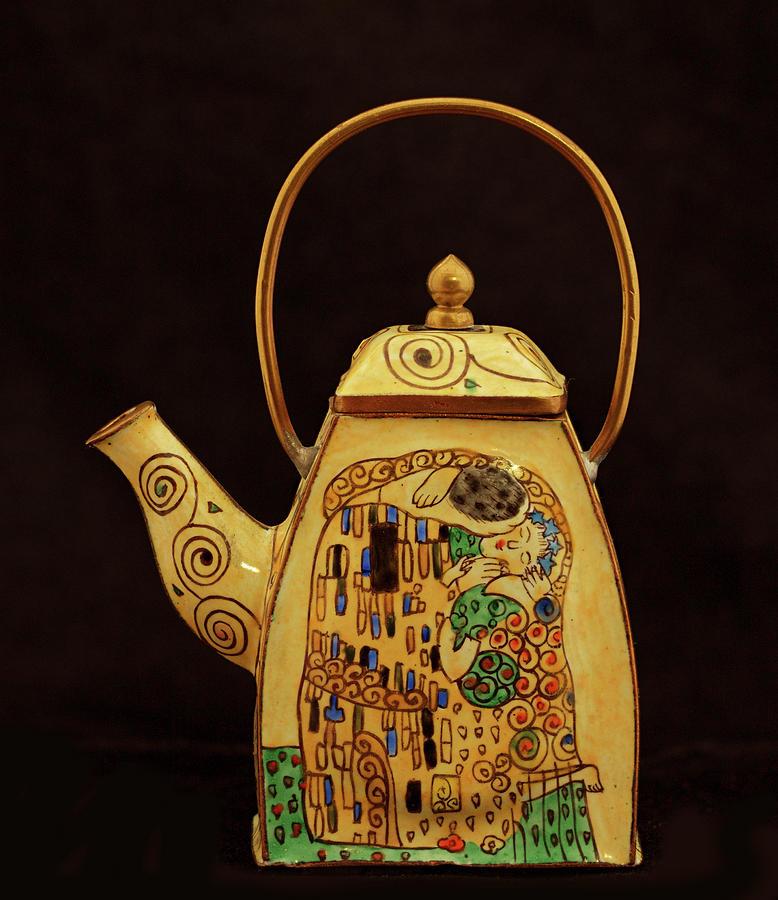 Art Deco Pot by Jean Noren