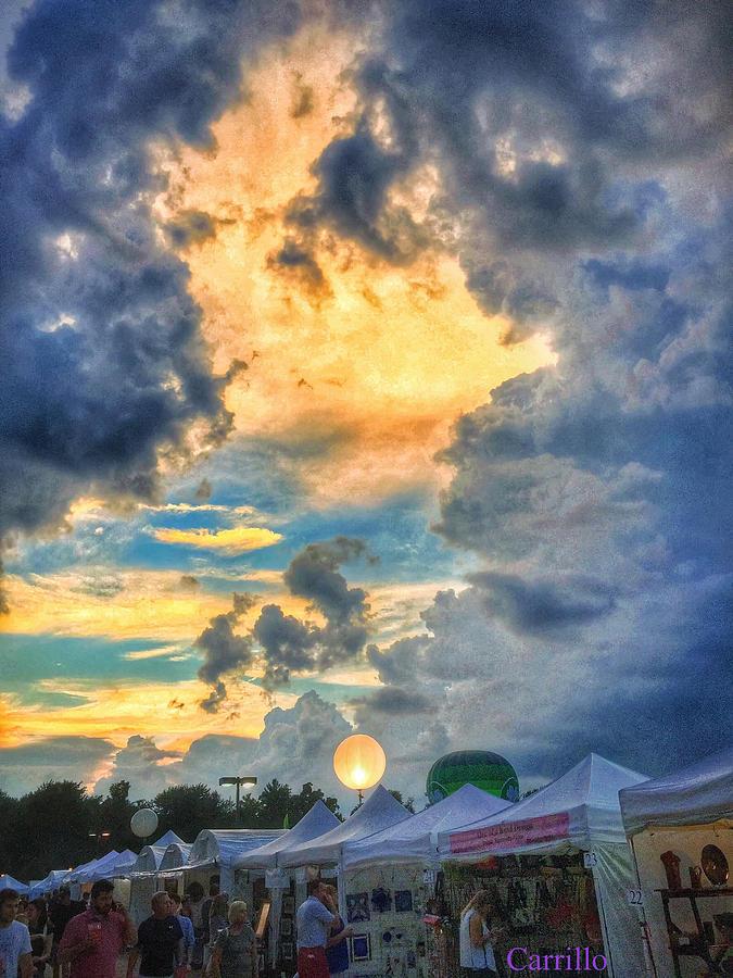 Art Fair Heaven by Ruben Carrillo