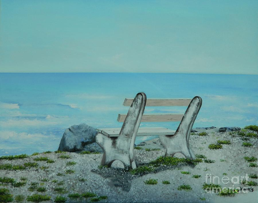 Art Heals 1 by Kenneth Harris