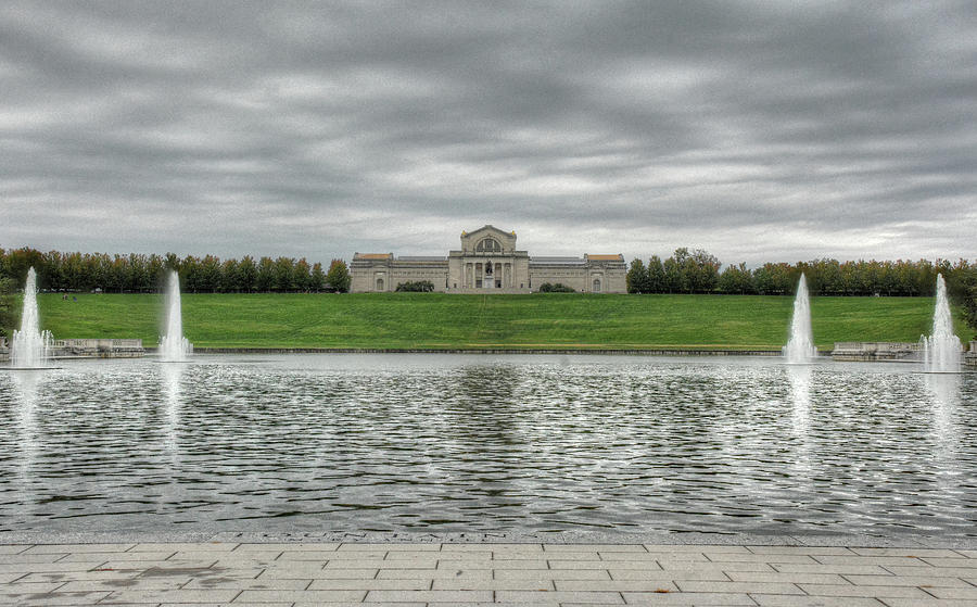 Art Hill over Grand Basin by Michael Kirk