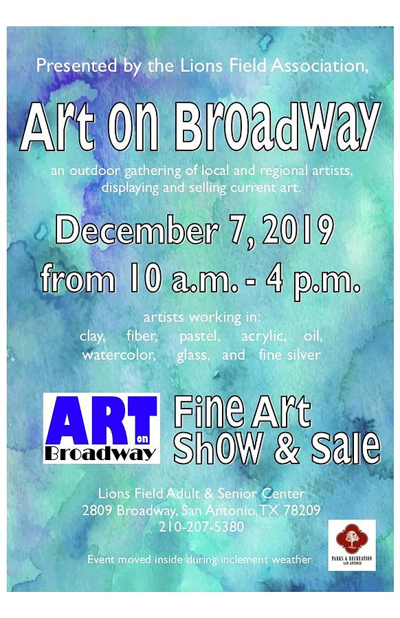 Art on Broadway by Julene Franki