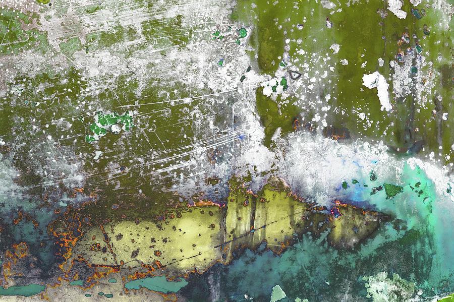 art print abstract 30 by Harry Gruenert