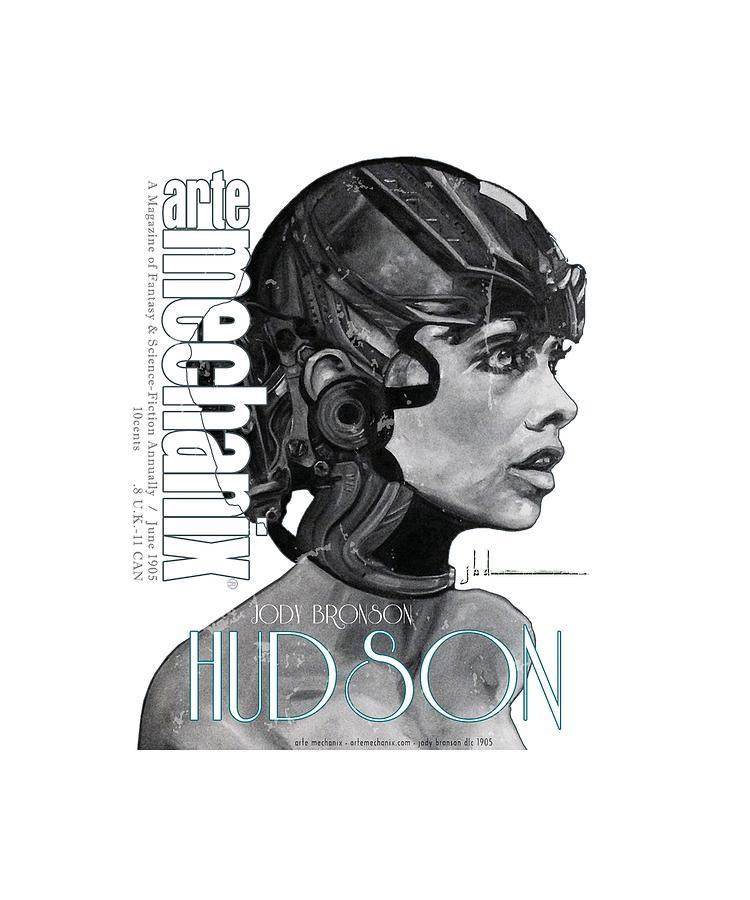 arteMECHANIX 1905 HUDSON GRUNGE by Jody Bronson