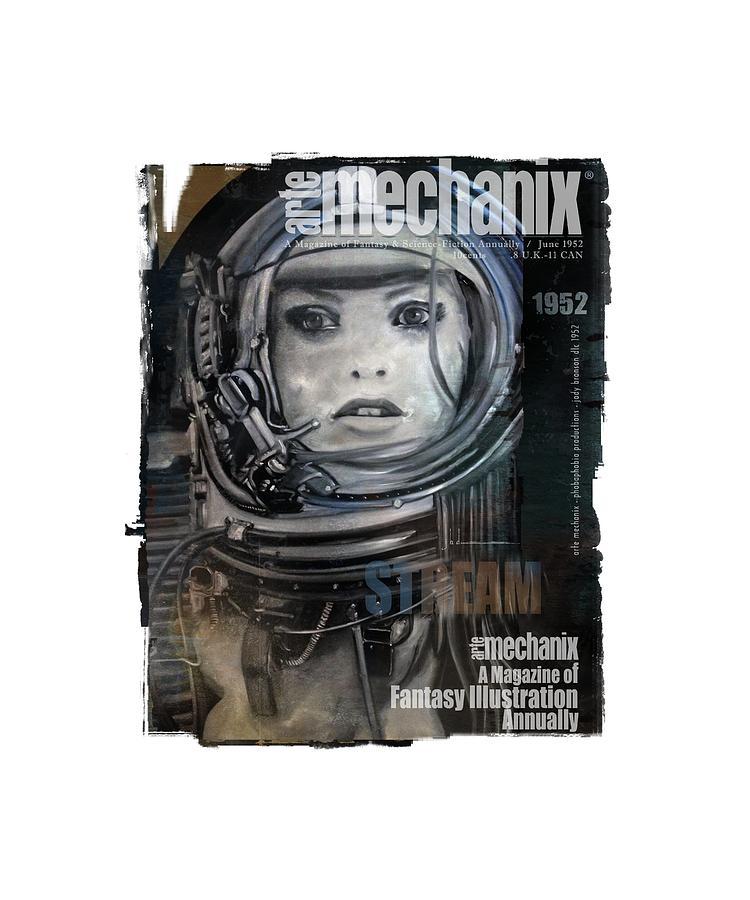 arteMECHANIX 1952 STREAM  GRUNGE by Jody Bronson