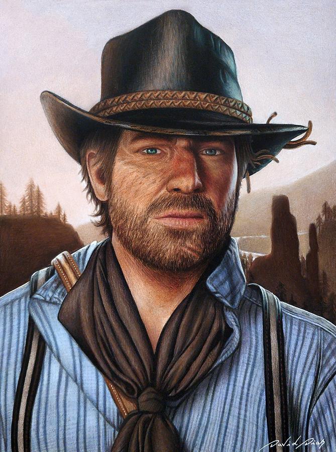 Arthur Morgan , Red Dead Redemption