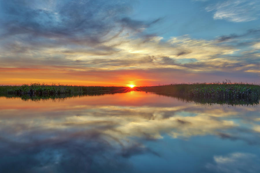 Arthur R Marshall Loxahatchee National Wildlife Refuge by Juergen Roth