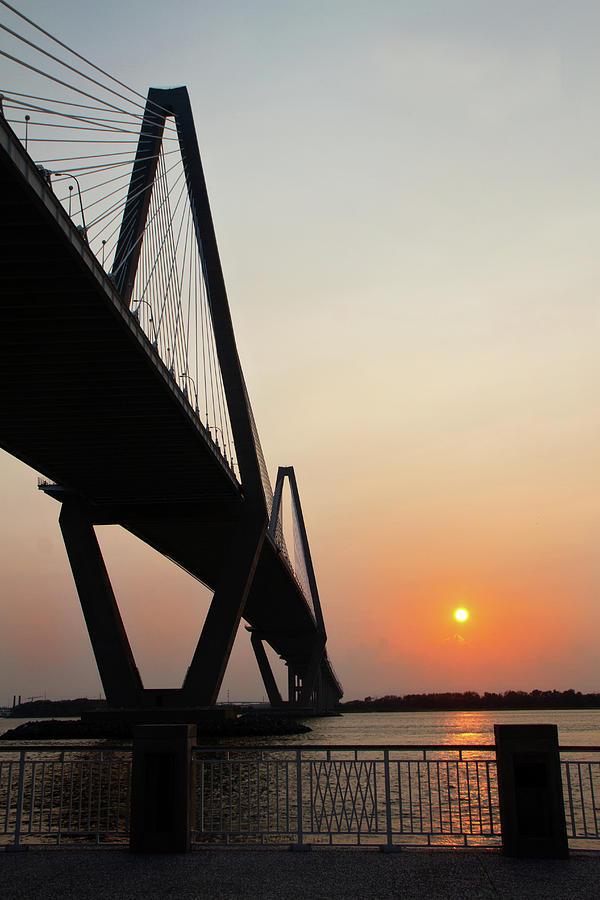 Arthur Ravenel Jr. Bridge by Lana Trussell