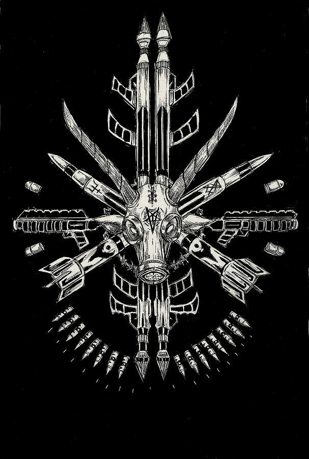 Artillery by Alaric Barca