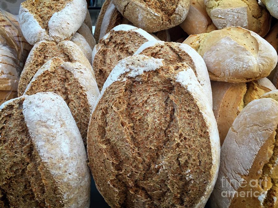 Artisanal Bread by Dee Flouton