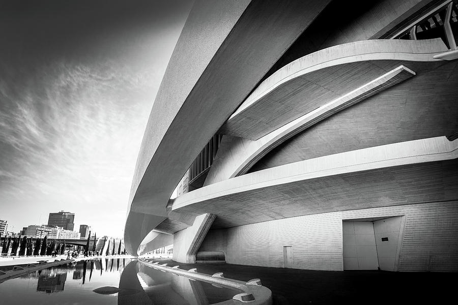 Arts Reina Sofia by Gary Gillette