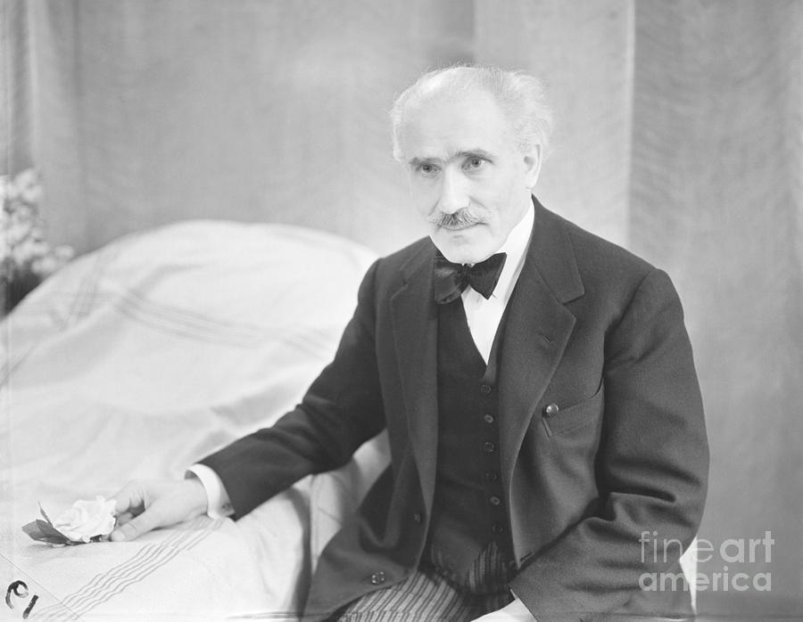Arturo Toscanini Photograph by Bettmann