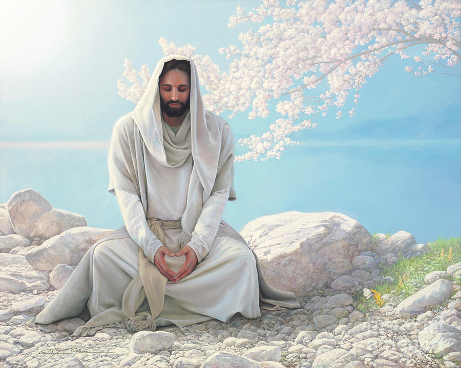 Jesus Painting - As I Have Loved You by Greg Olsen