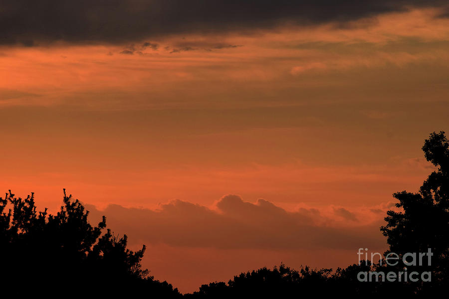As the Sun Sets One by Patti Whitten