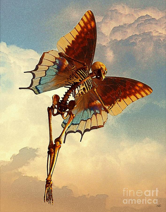 Ascension Digital Art - Ascension by Kenneth Rougeau