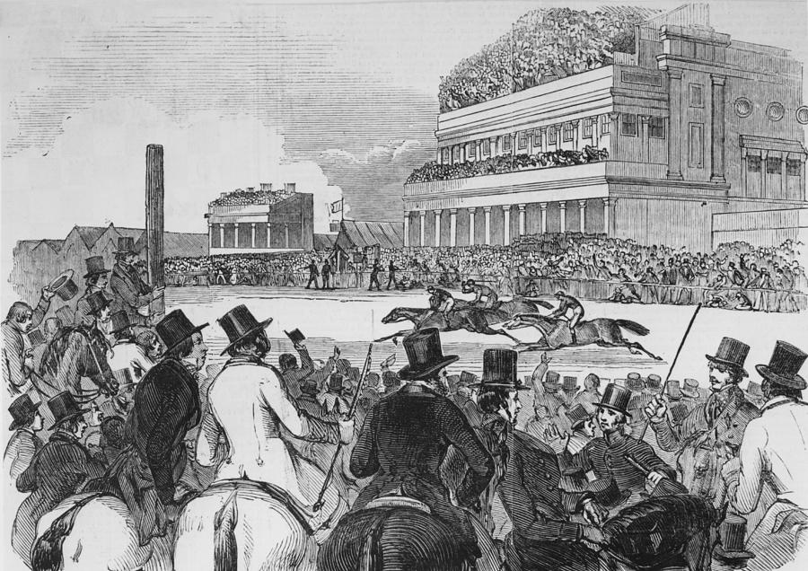 Ascot Racecourse Photograph by Hulton Archive