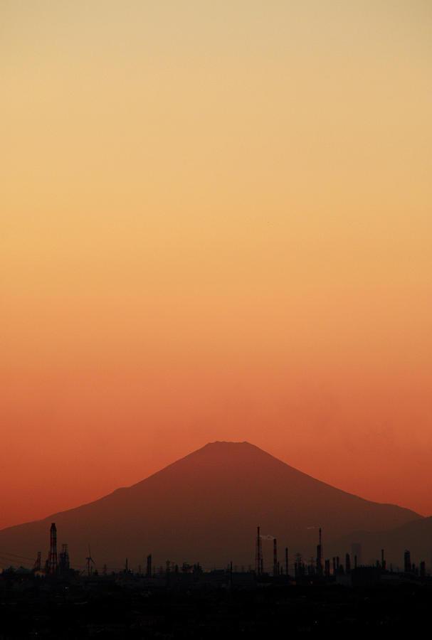Asian Dust Photograph by Damon Bay
