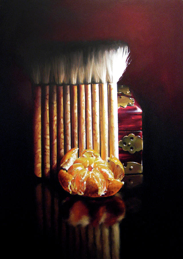 Mandarin Pastel - Asian Influence by Dianna Ponting