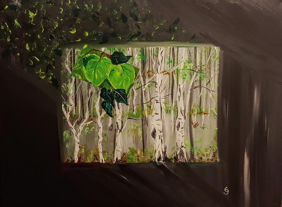 Aspen Box                   5319 by Cheryl Nancy Ann Gordon