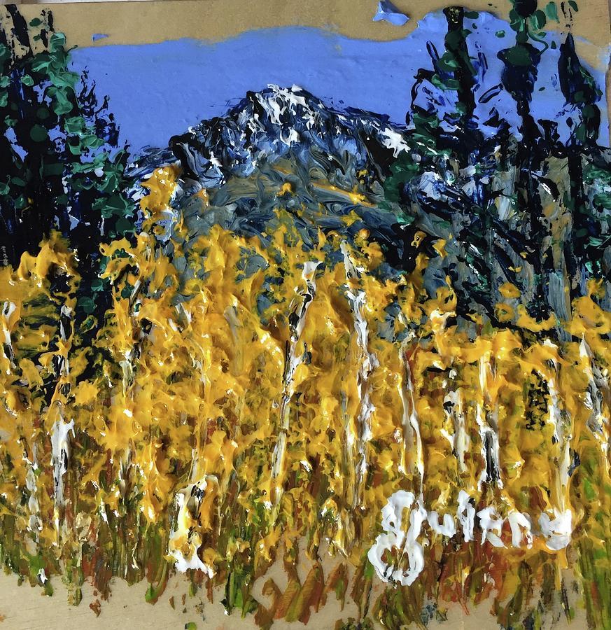 Aspen Grove by Julene Franki