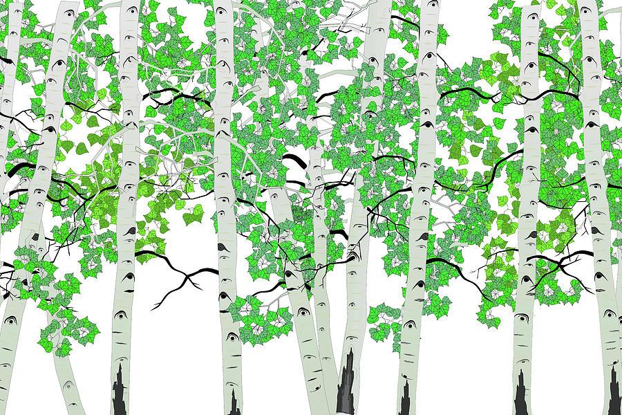 Aspen Grove by WiseandWild