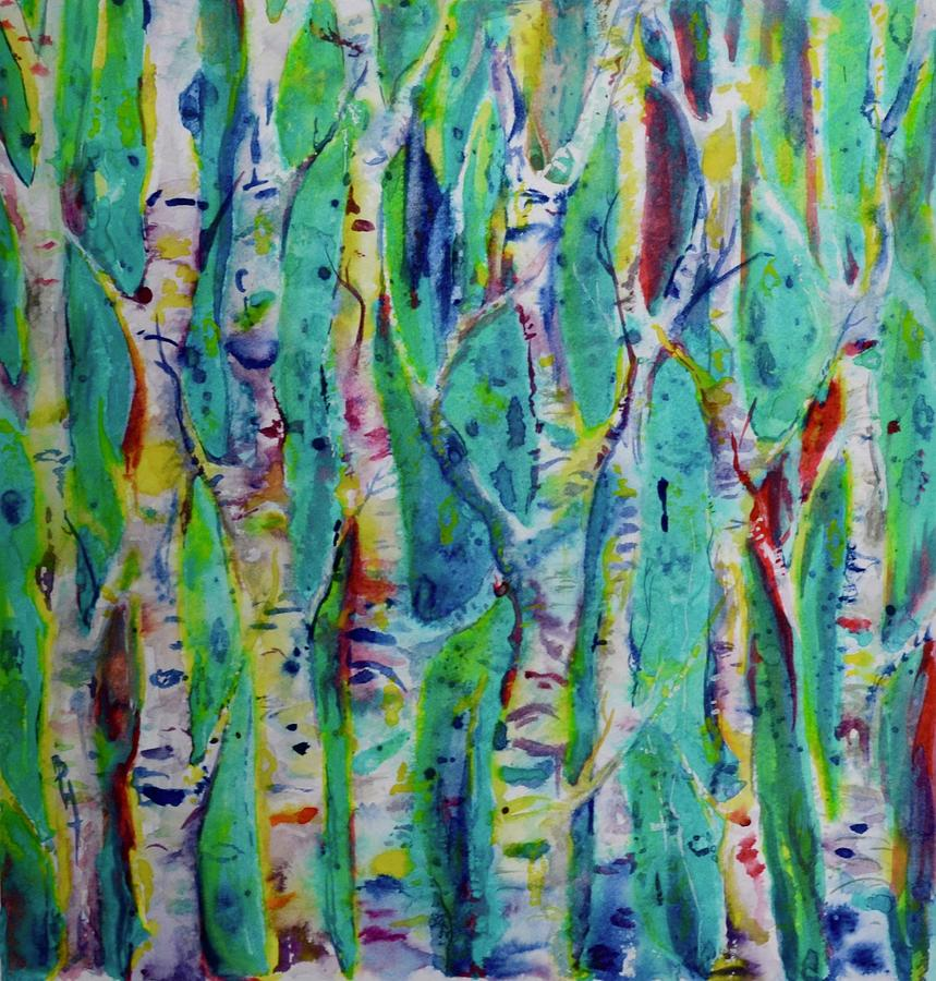 Aspens Pop by Beverley Harper Tinsley